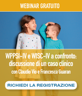 WPPSI-IV - WISC-IV