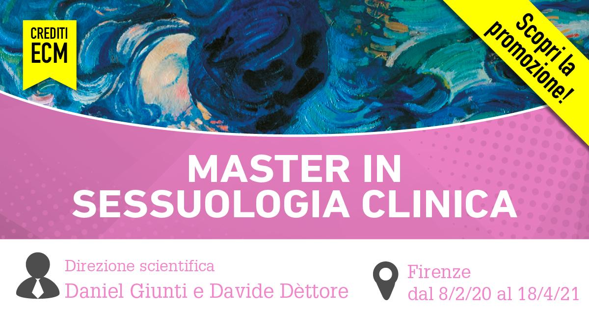 Master In Sessuologia Clinica Giunti Psychometrics