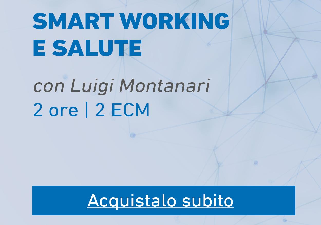 Smart working e salute
