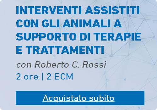 Interventi assistiti animali