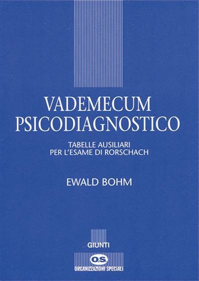 VO2 - Vademecum psicodiagnostico