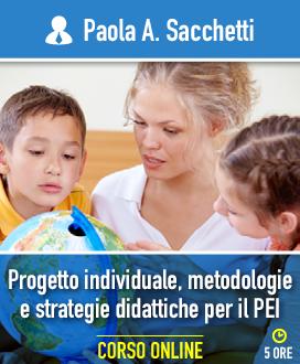 Progetto individuale, metodologie e PEI
