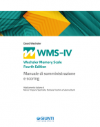 CL137 - WMS-IV - Wechsler Memory Scale - Fourth Edition