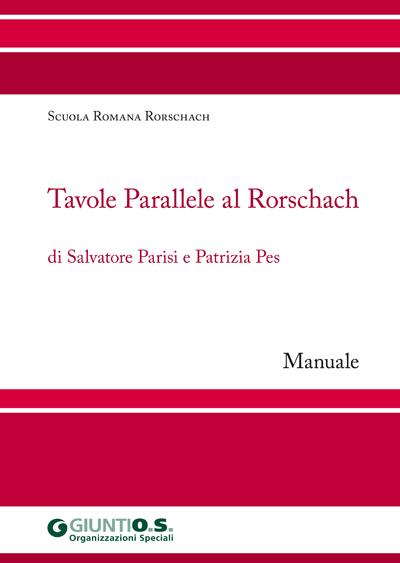 Tavole parallele giunti psychometrics - Psicologia tavole di rorschach ...